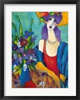 Framed Madame LeDuc