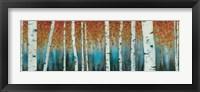 Framed Birch Haven