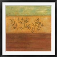 Framed Olive Branch