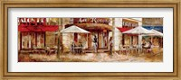 Framed La Rotonde