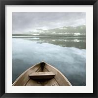 Framed Lake Quinault