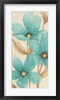 Framed Waterflowers II