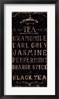Framed Tea