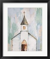 Framed Near the Cross