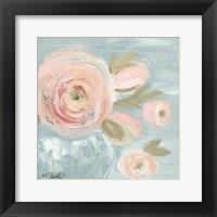 Framed Joyful Blooms