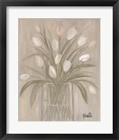 Framed Tulip Bouquet
