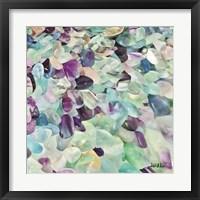 Framed Sea Glass