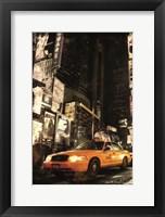 Framed Taxi I