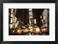 Framed Taxi III