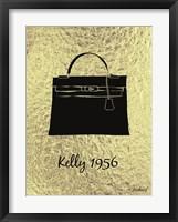 Framed Golden Kelly Treasure