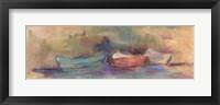 Framed Rowboat Row