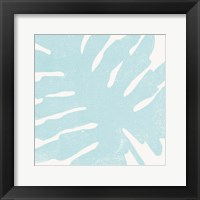 Framed Tropical Treasures Pastel IV