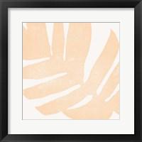 Framed Tropical Treasures Pastel II
