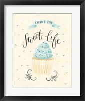 Framed Sweet Life IV Light