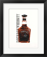 Framed Bourbon