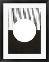 Framed Le Cercle