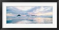 Framed Sunrise Tides