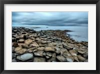 Framed Rocky Shores
