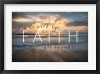 Framed Walk by Faith