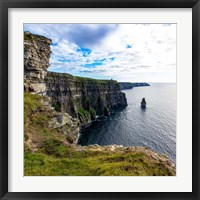 Framed Cliffs of Moher Square