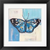 Framed Spread Wings I