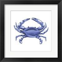 Framed Blue Ocean FIndings III