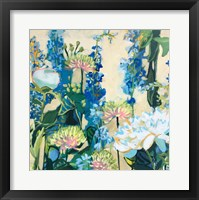 Framed Into the Wild Flowers I