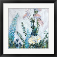 Framed Into the Wild Flowers IV