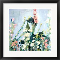 Framed Into the Wild Flowers II