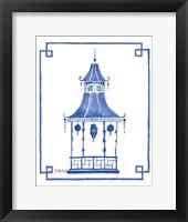 Framed Pagoda II
