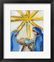 Framed O Holy Night
