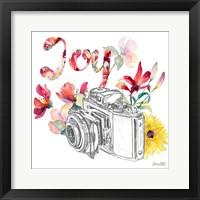 Framed Blooming Camera