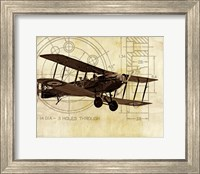 Framed Flight Plans I
