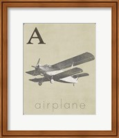 Framed is for Airplane