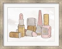 Framed Pink Pastel Makeup Set