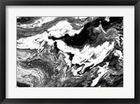 Framed Black Soaring High