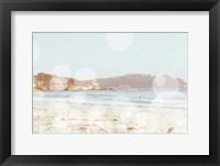 Framed Sparkle Shore