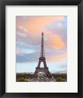 Framed Spring Days in Paris