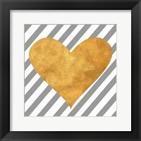 Framed Loving Stripes