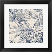 Framed Selva Sketch Square I