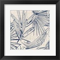 Framed Selva Sketch Square II
