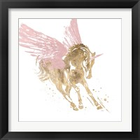 Framed Spirit Unicorn