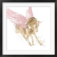 Framed Spirit Unicorn