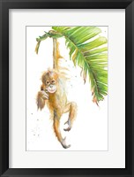 Framed Monkeys in the Jungle I