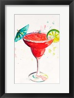 Framed Cocktail I