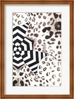 Framed African Design