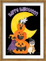 Framed Fright Night Friends - Happy Halloween III