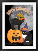 Framed Fright Night Friends - Happy Halloween IV