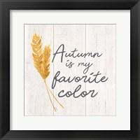 Framed Farm Life II-Autumn