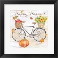 Framed Happy Harvest II-Bike